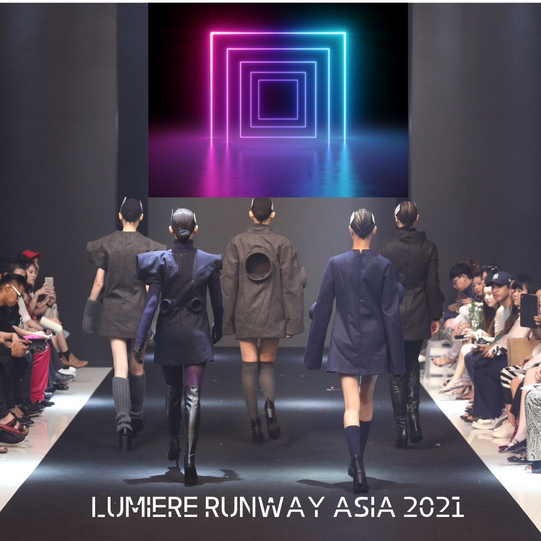LUMIERE RUNWAY ASIA 2021